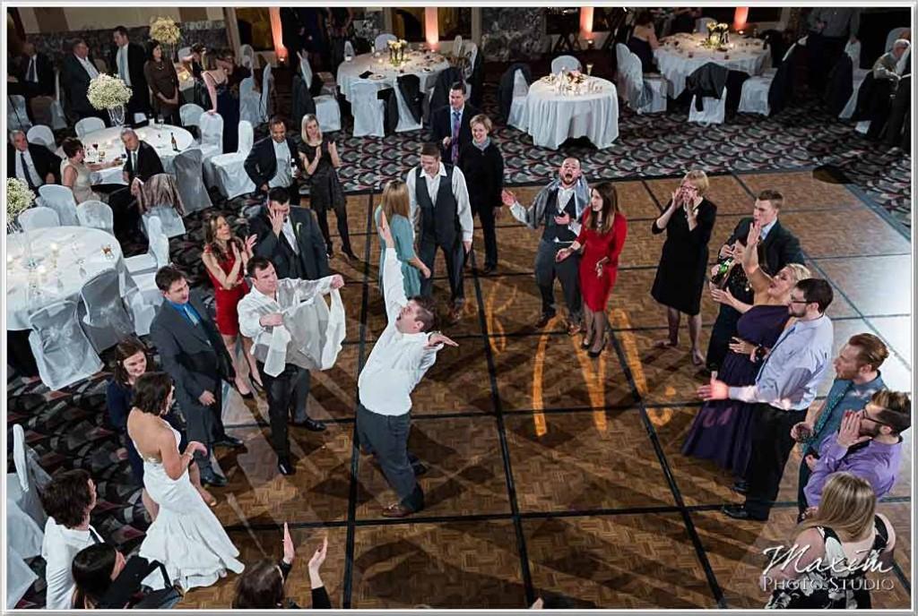 Hilton Netherland Plaza Cincinnati Wedding