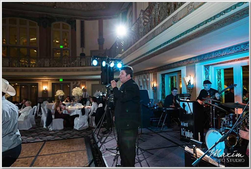 Jack Garrett and the Syndicate Cincinnati Wedding