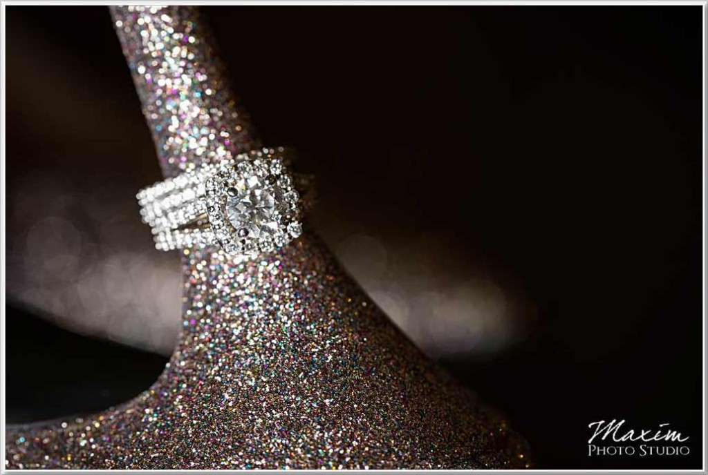 Hilton Netherland Plaza Hotel Wedding ring