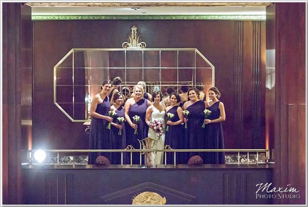 Hilton Netherland Plaza Hotel Wedding