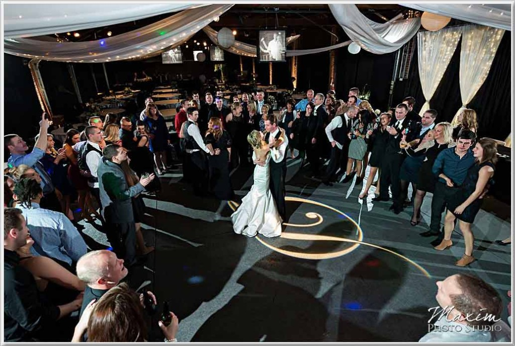 Dayton Wedding Photographers Top of the Market Reception