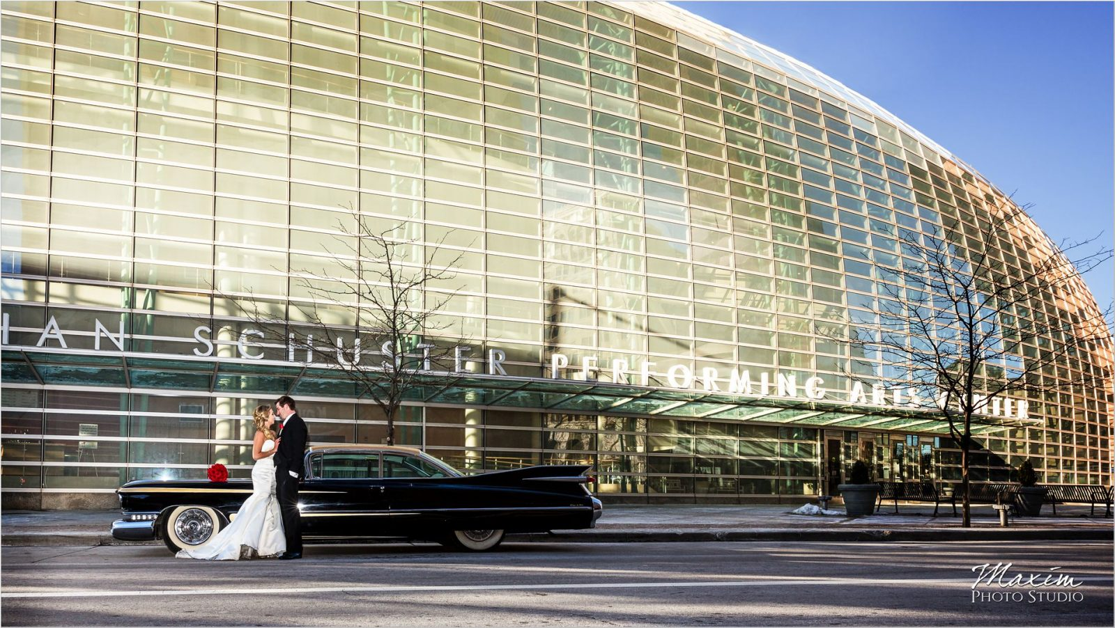 #9-Schuster Center Wedding