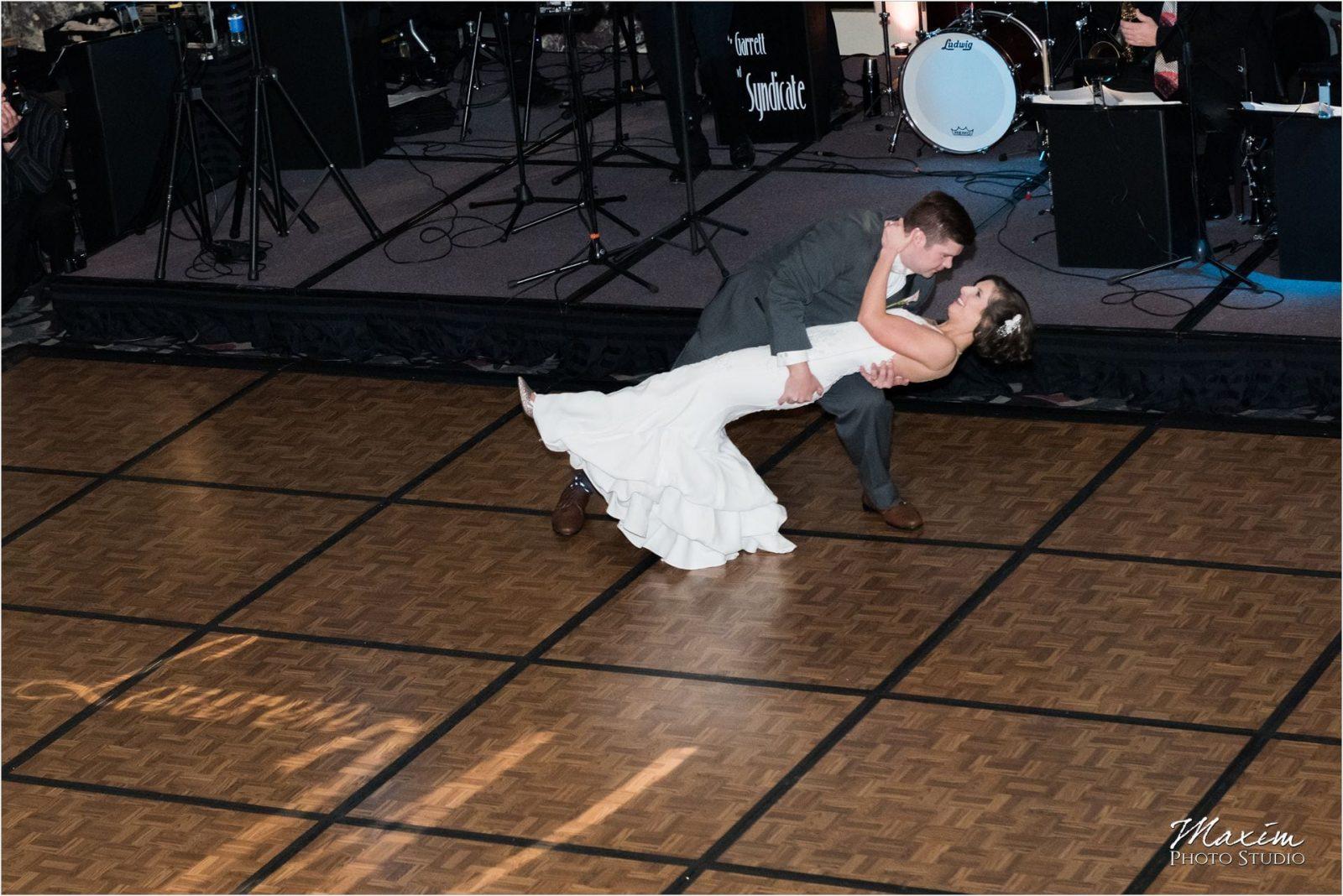Cincinnati Hilton Netherland Plaza Dance
