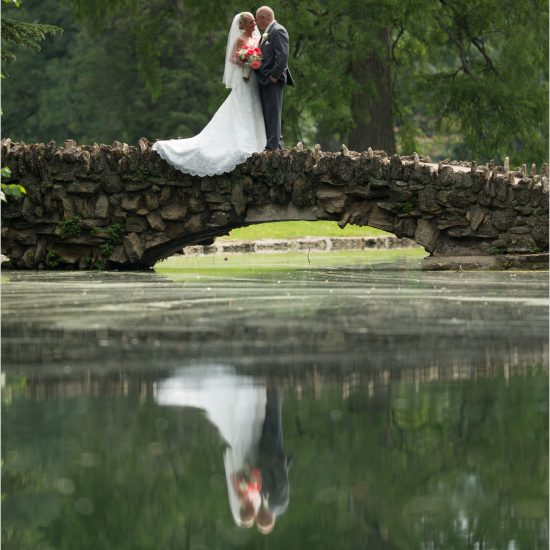 Spring Grove Cemetery Cincinnati Wedding
