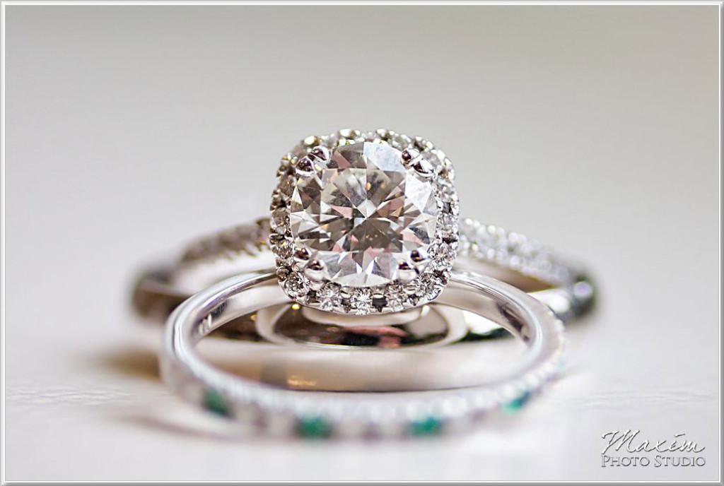 Christmas Cooper Creek Wedding ring