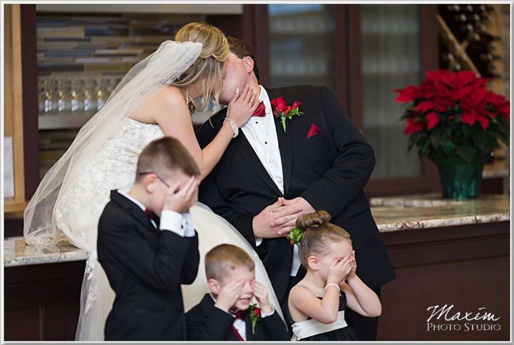 Cooper Creek Event Center Wedding Photos