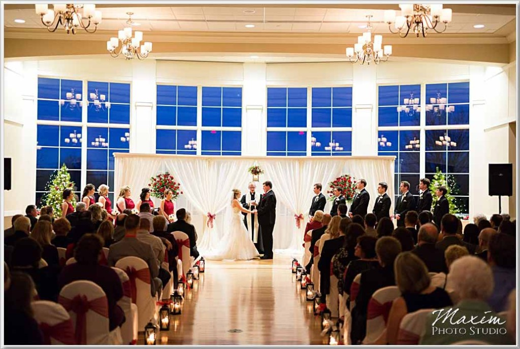 Cooper Creek Event Center Wedding Ceremony