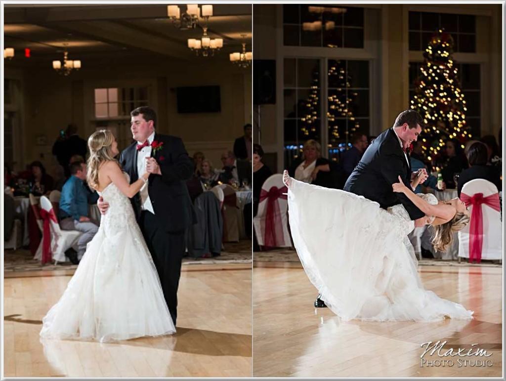 Cooper Creek Event Center Wedding Reception