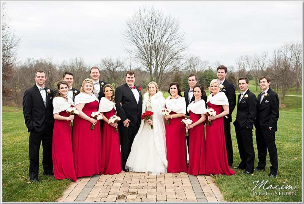 Cooper Creek Event Center Bridal Party