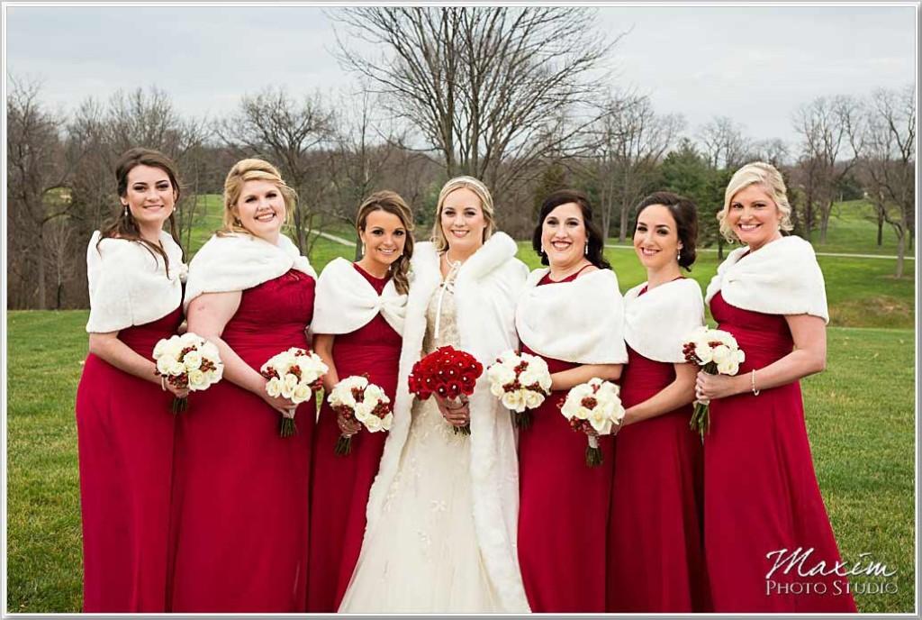 Cooper Creek Event Center Bride