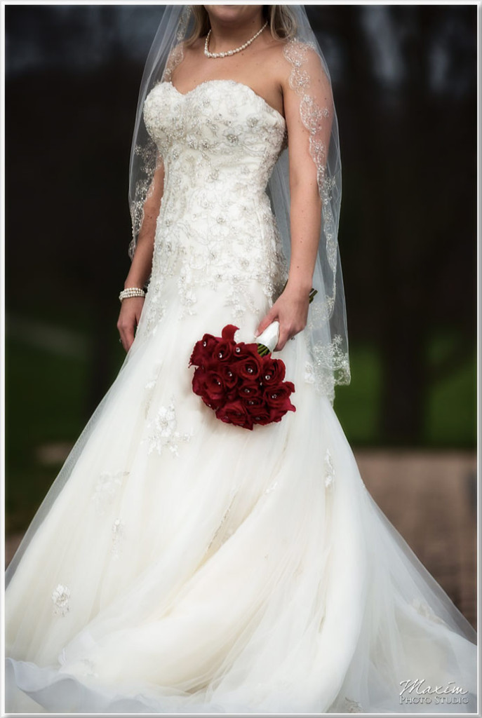 Cooper Creek Event Center Bride Photos