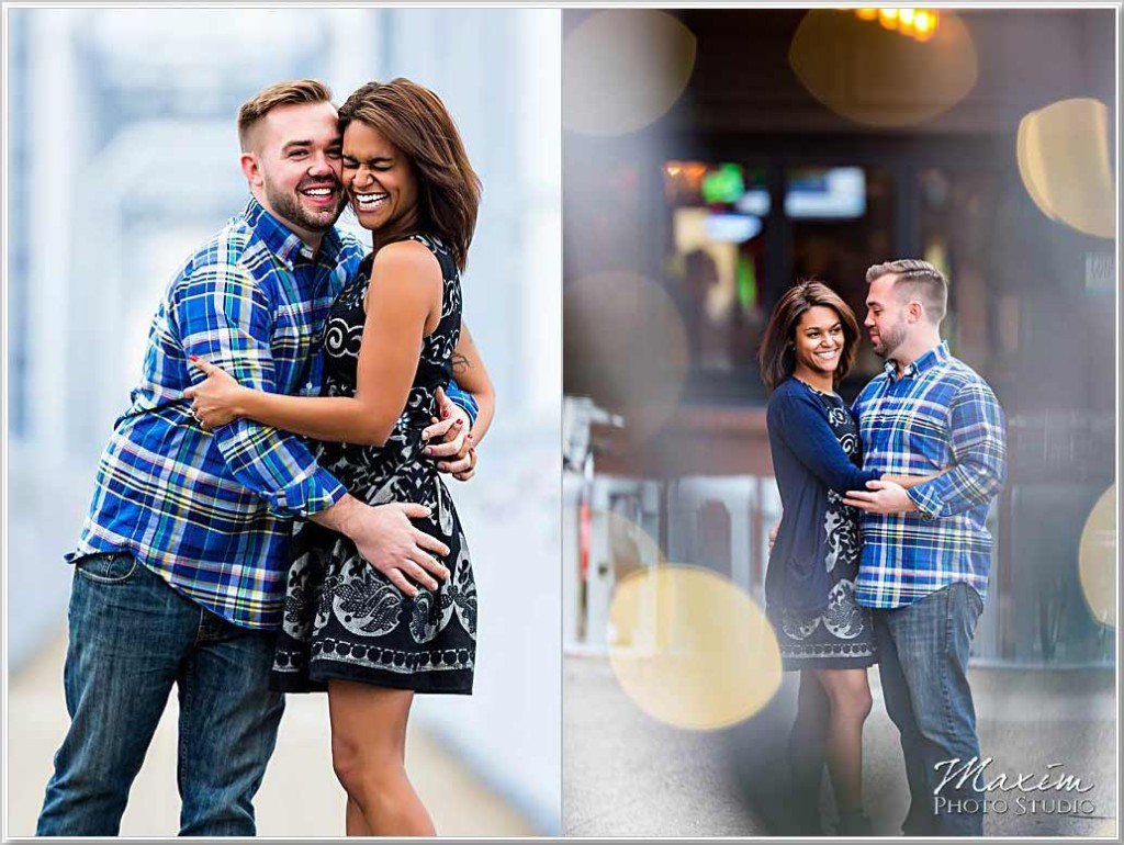 Newport on the Levee Kentucky Engagement