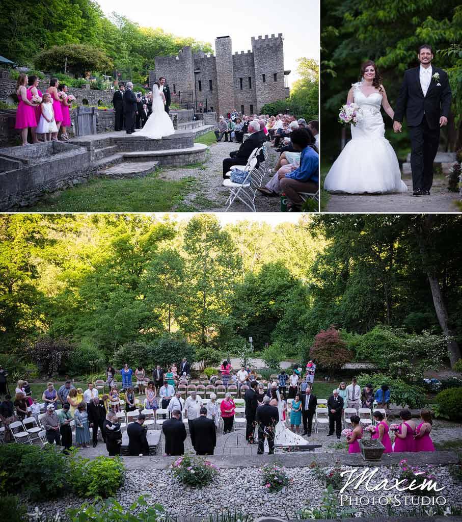 Ceremony loveland castle