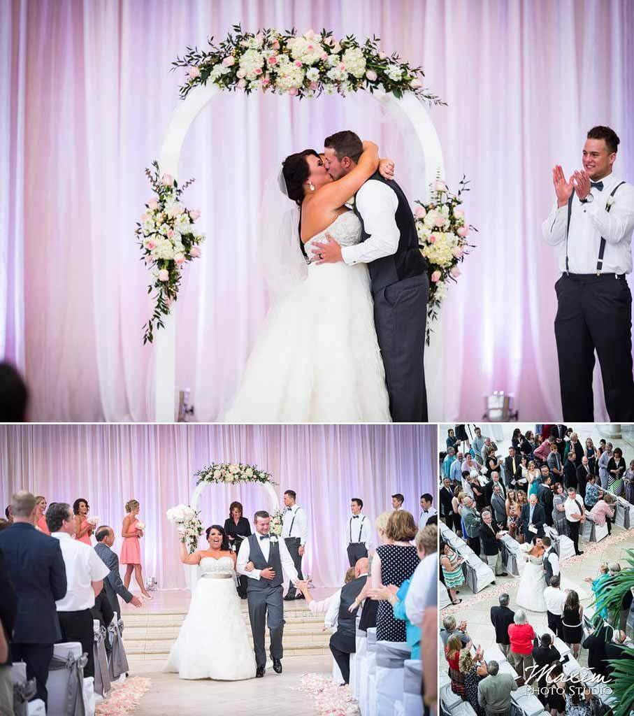 Megan + Nathan Weddings