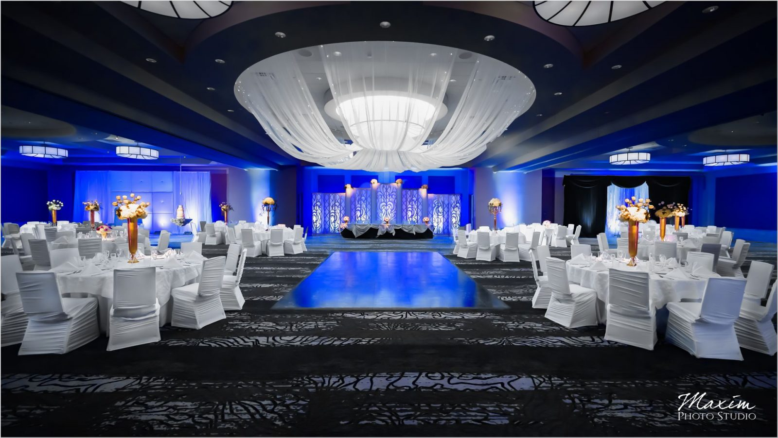 Centre Park West Holiday Inn Wedding Reception