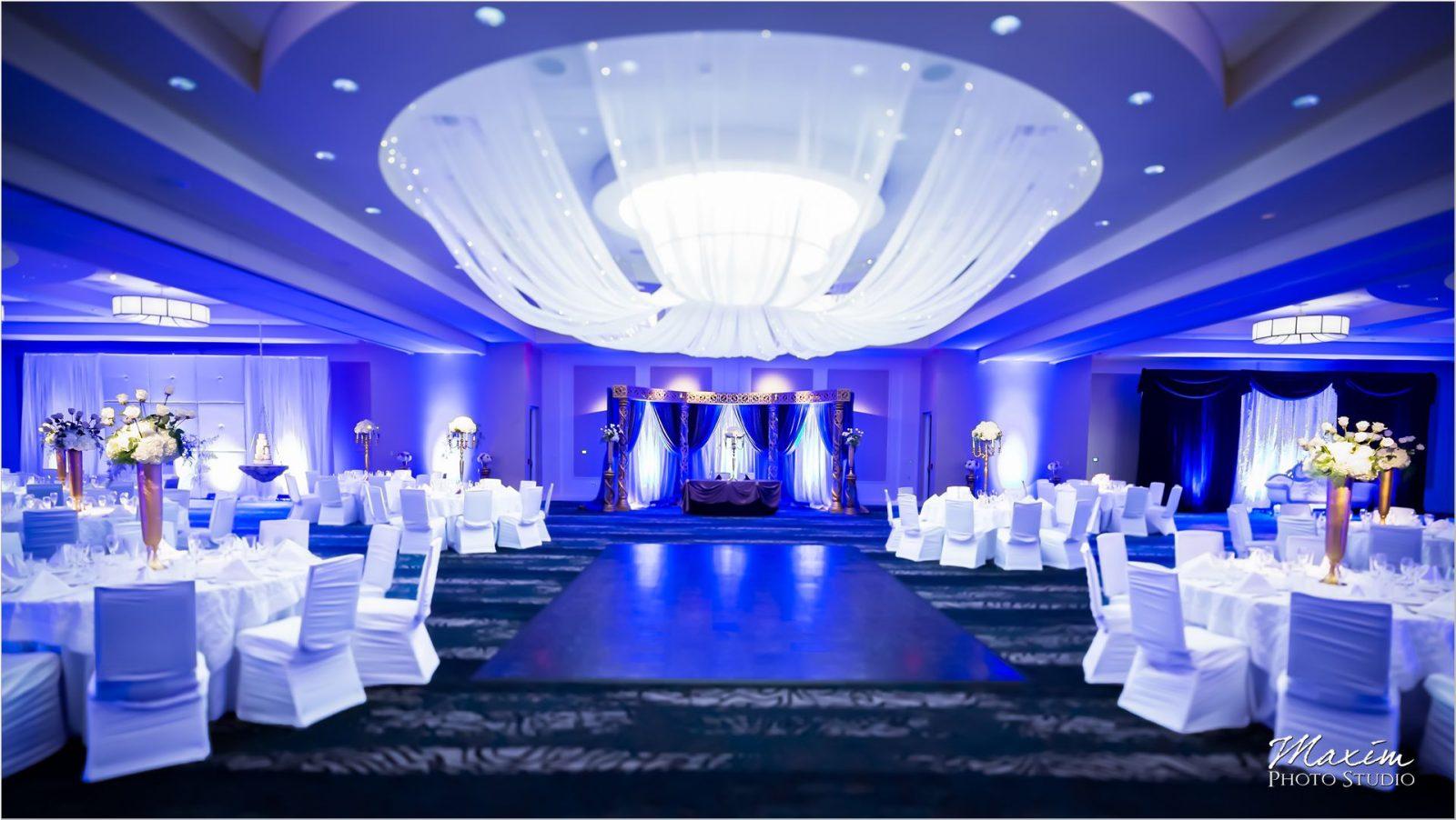 Centre Park West Holiday Inn Wedding Reception