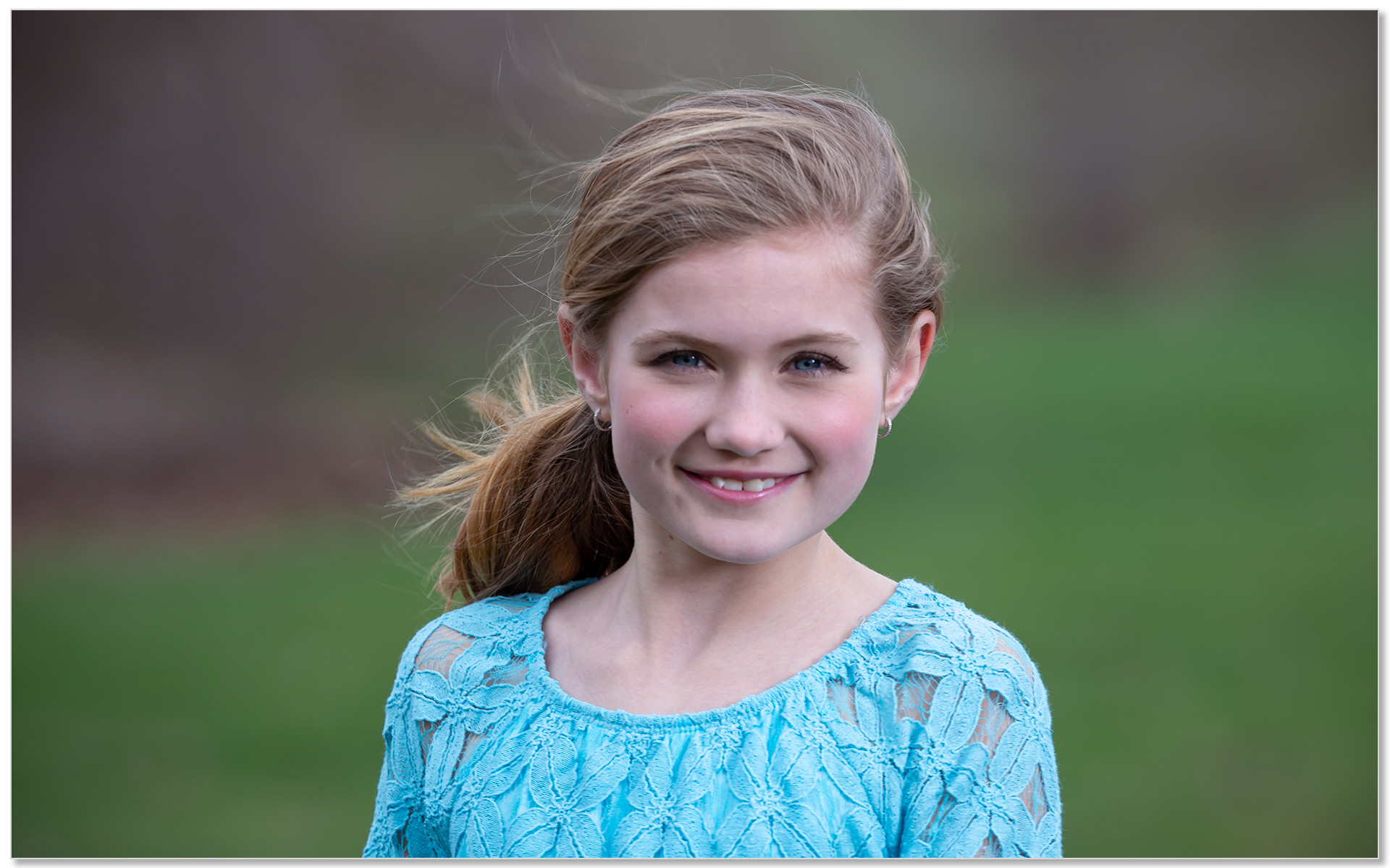 Dayton ohio portrait photography fashion children