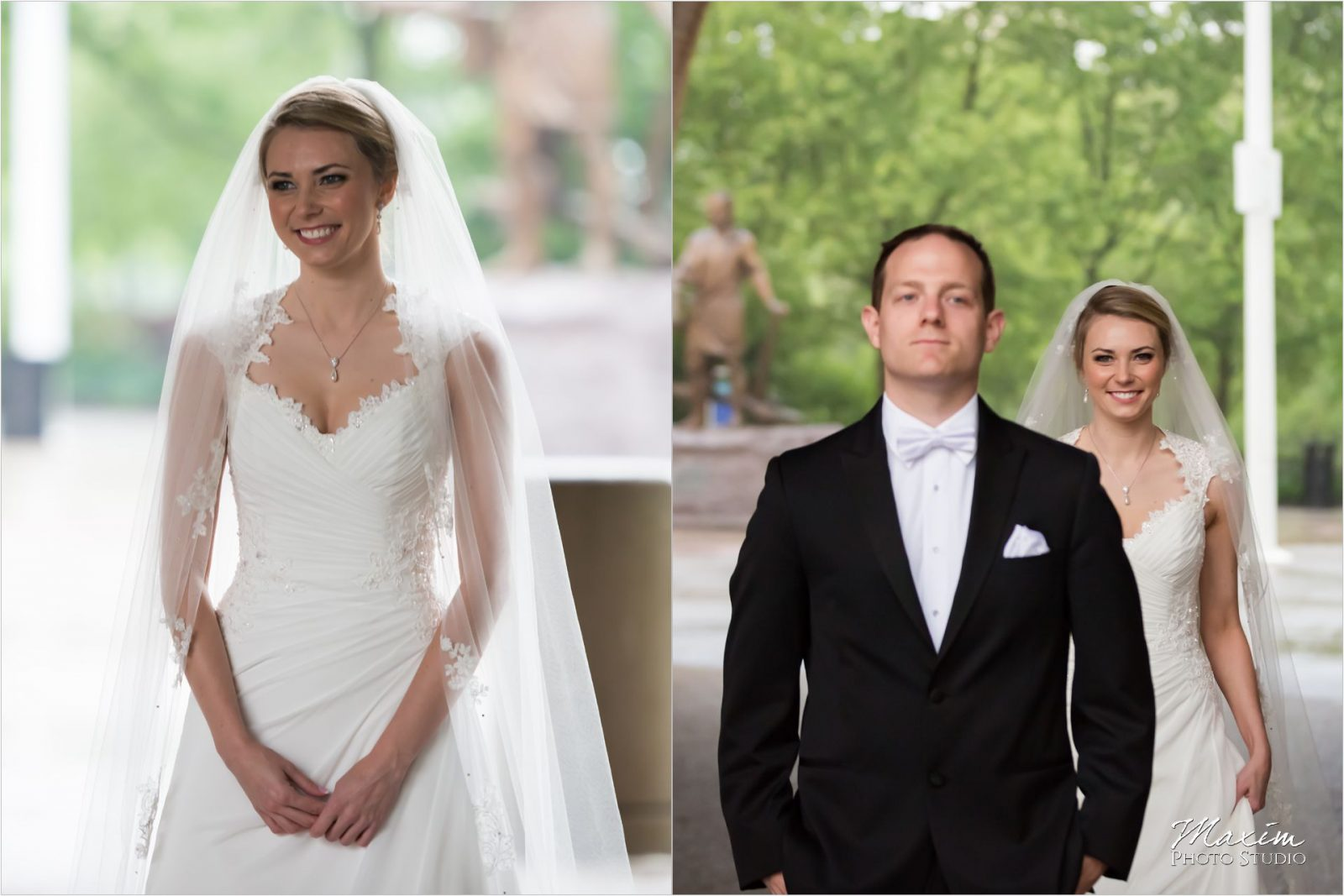 Yeatman's Cove Cincinnati Wedding pictures first look