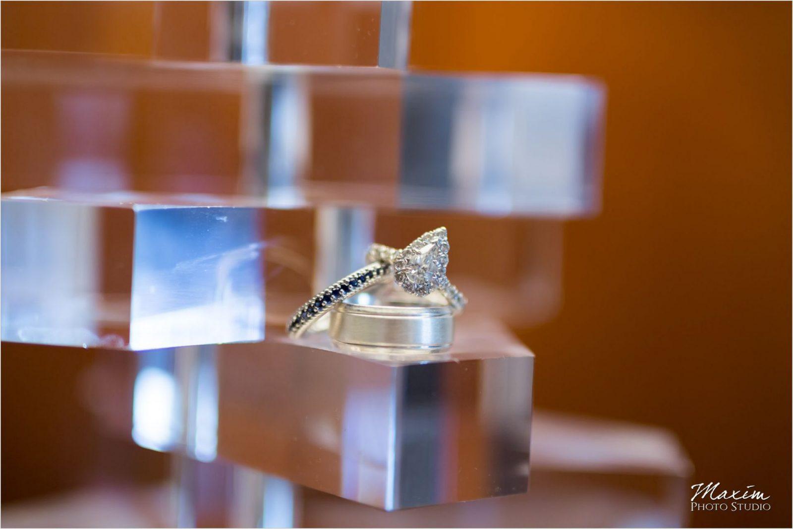Contemporary Art Center Cincinnati Wedding ring