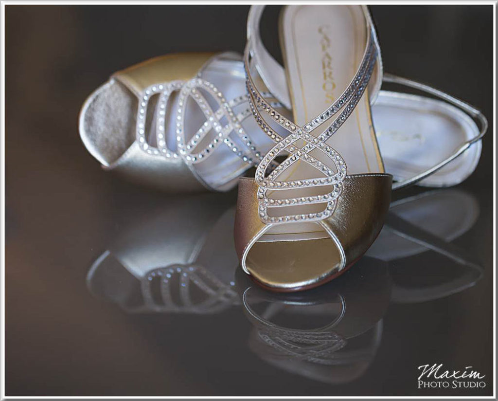 The Phoenix Cincinnati Wedding Shoes