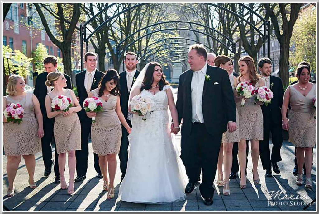 Garfield Park Cincinnati Ohio Wedding