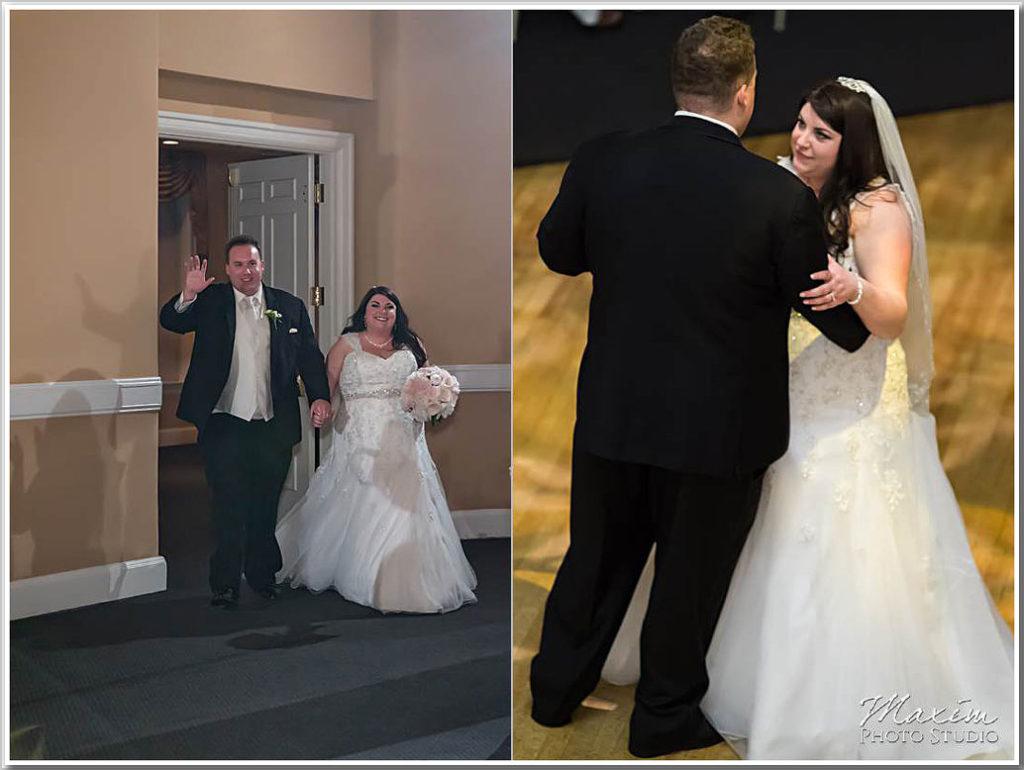 The Phoenix Wedding Reception entrance