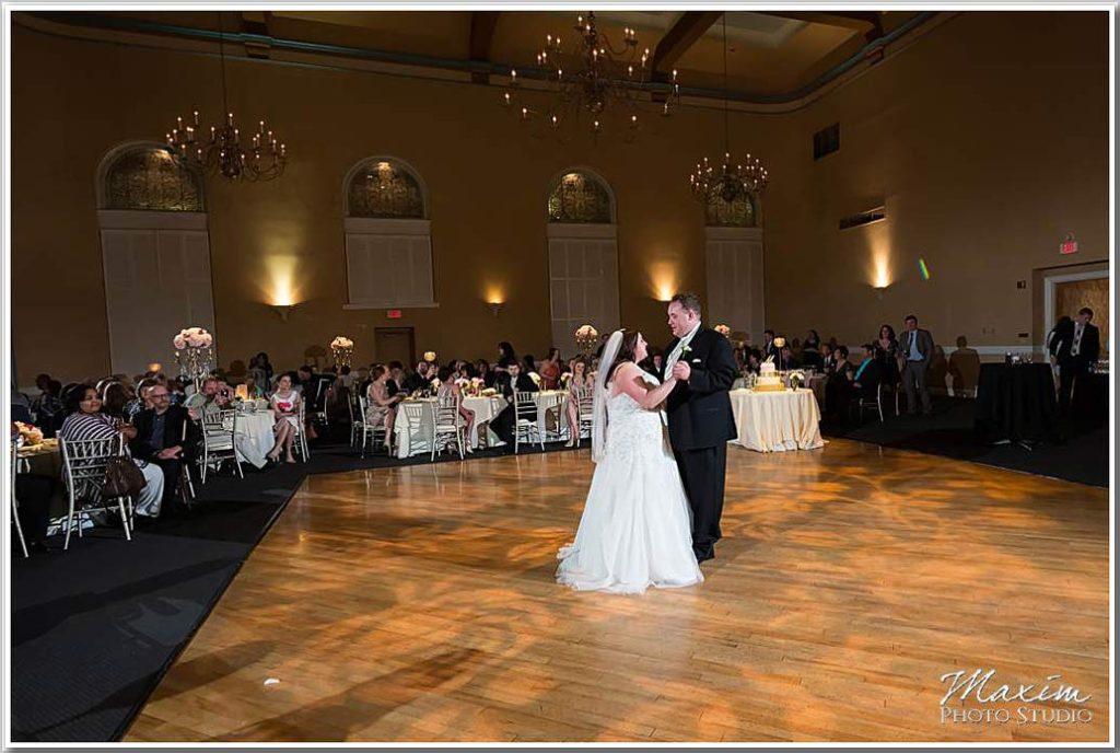 The Phoenix Wedding Reception First Dance