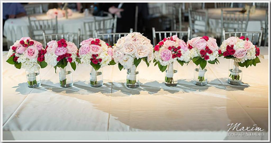 Wedding Flowers The Phoenix Cincinnati Wedding