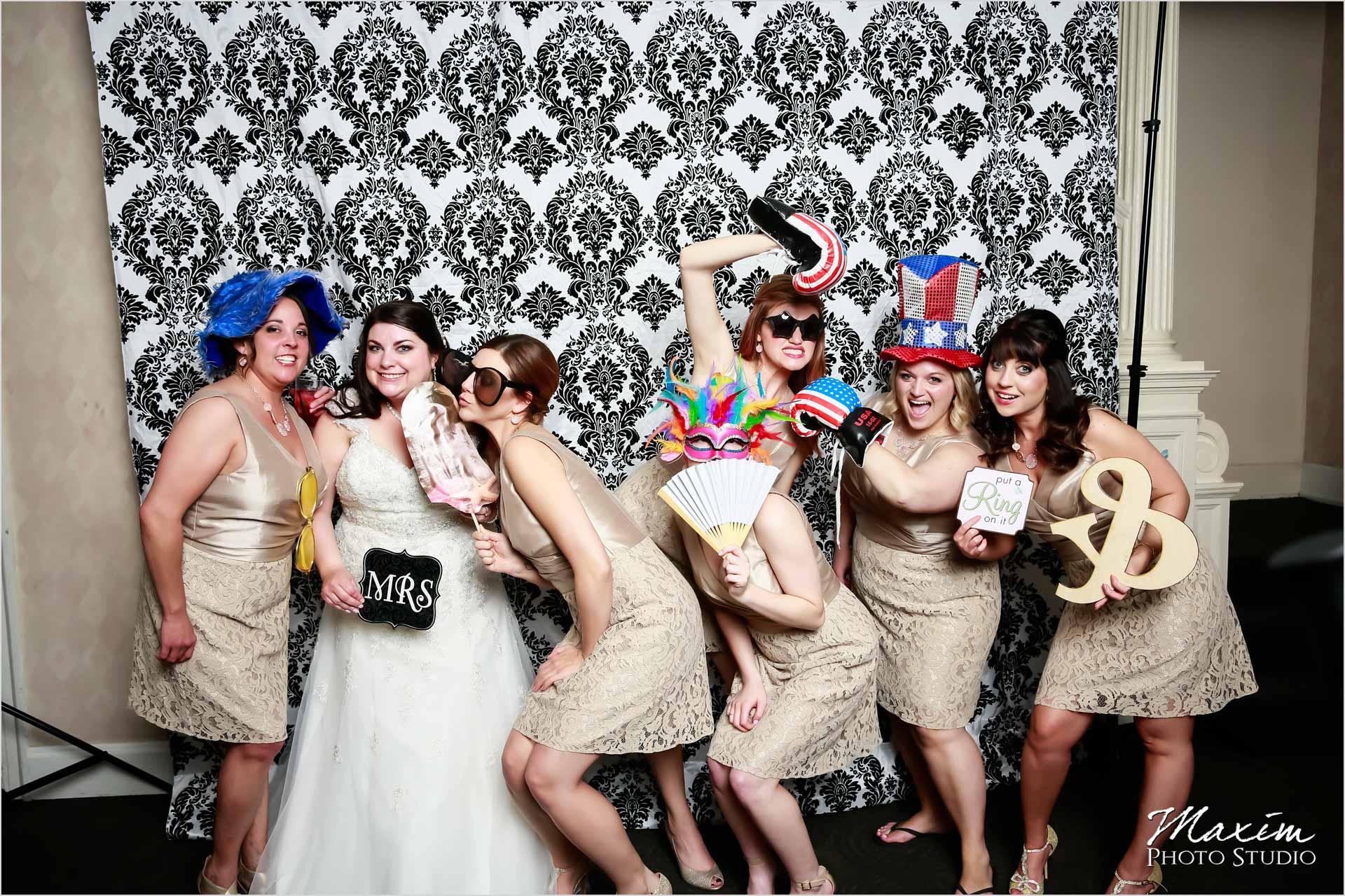 The Phoenix Cincinnati Wedding, Wedding Reception