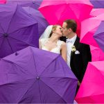 Yeatmans cove cincinnati wedding photography umbrella