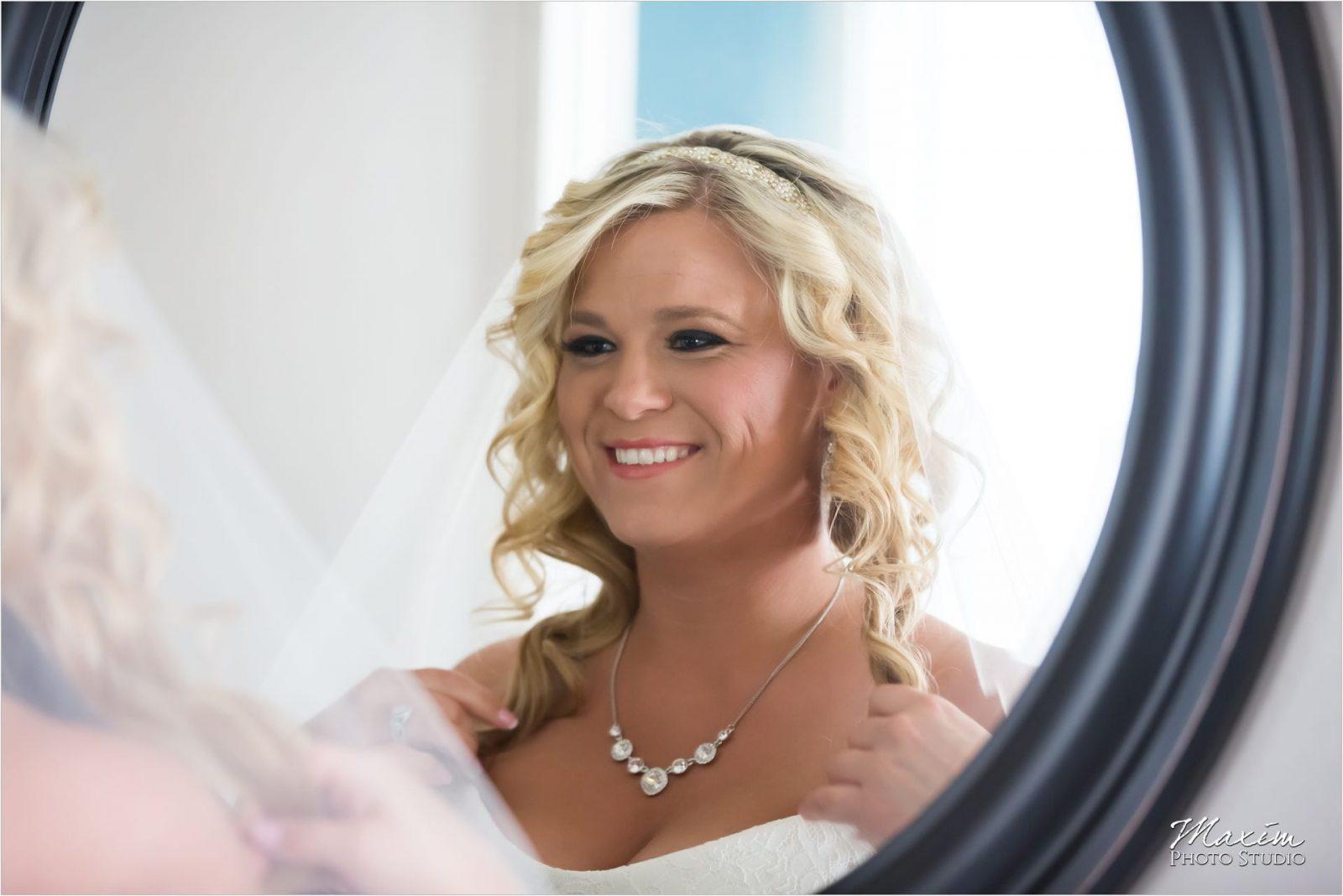 Ault Park Cincinnati Wedding Preparations