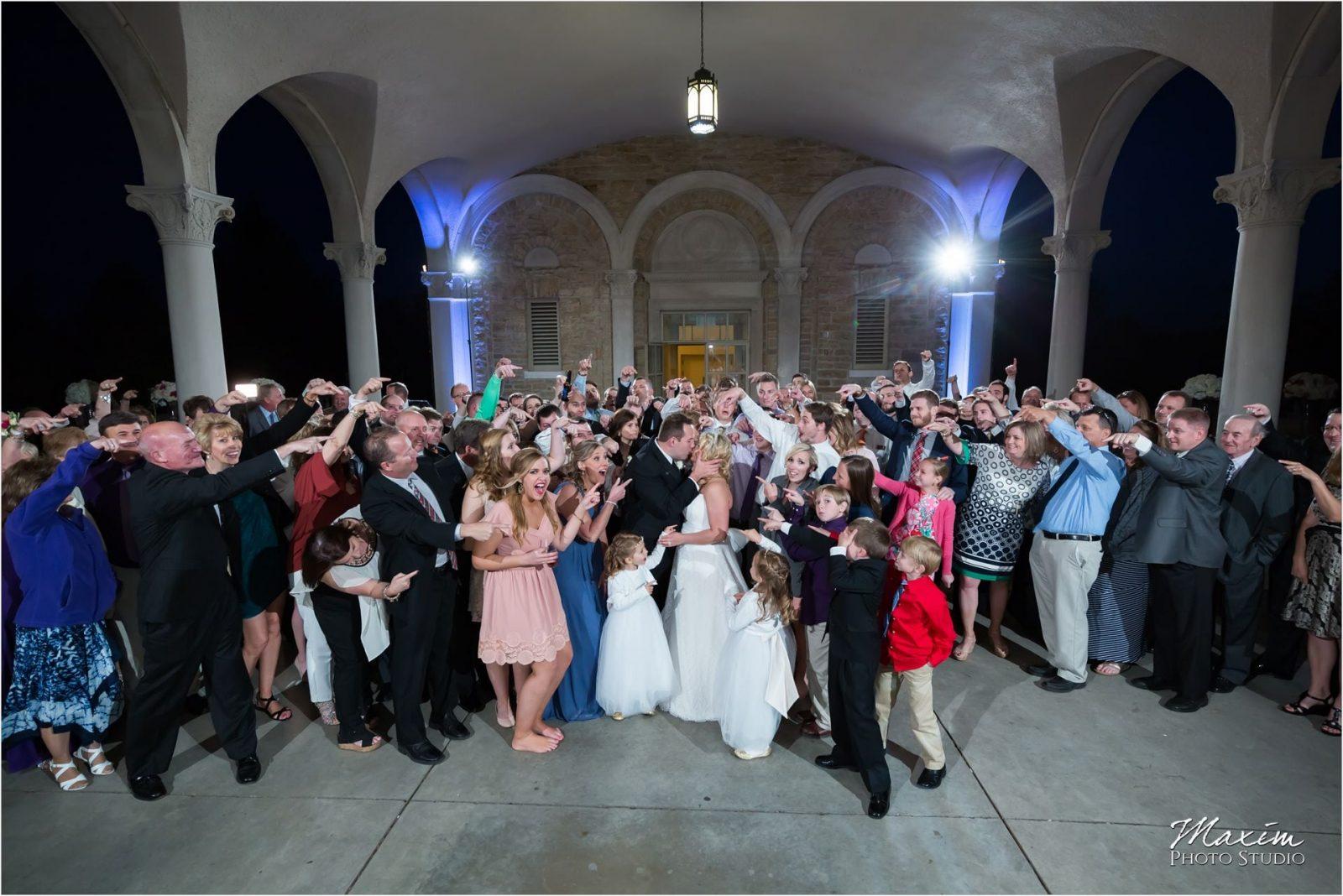 Ault Park Cincinnati Wedding Reception