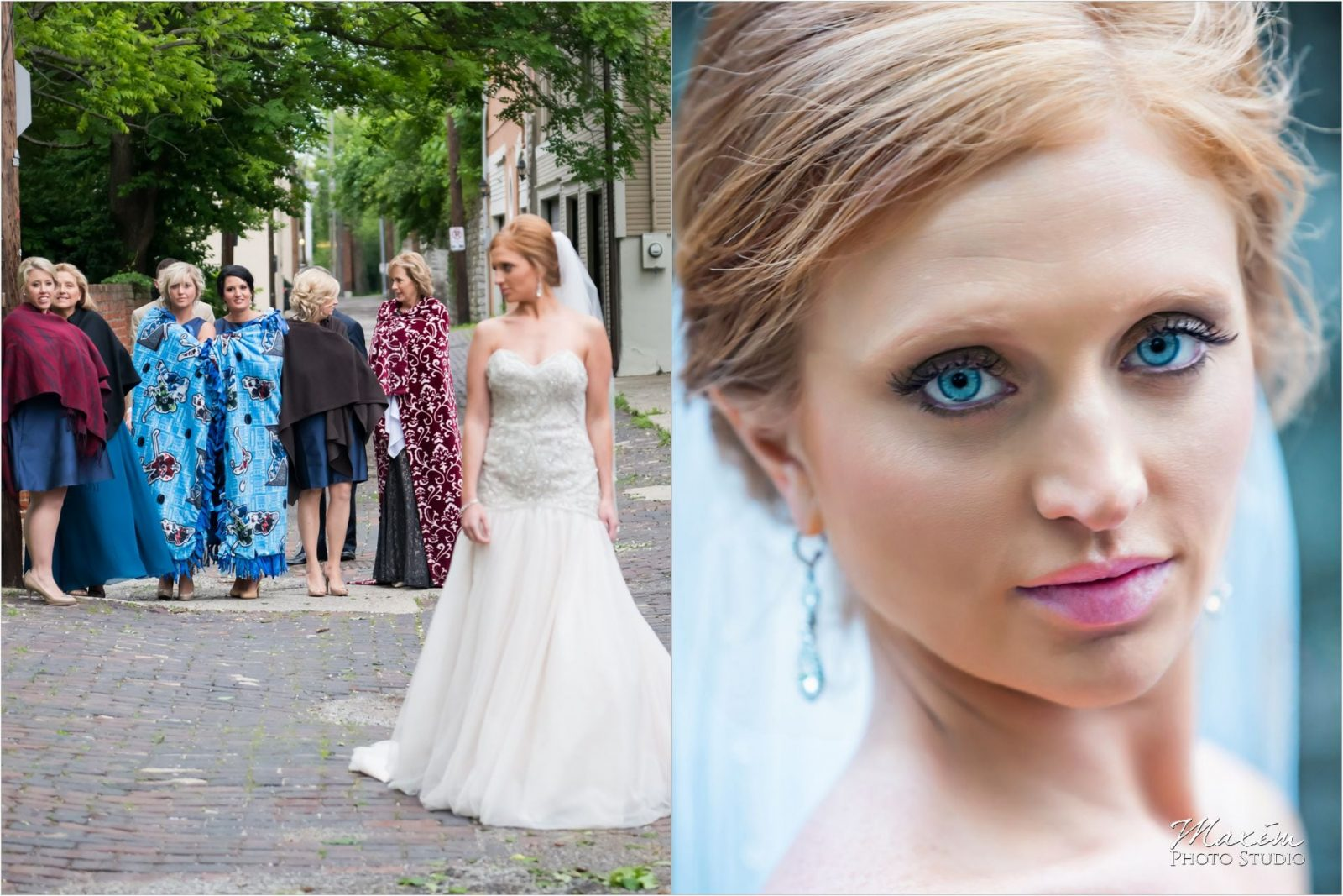 Cincinnati Wedding Photographers George Rodgers Clark Park