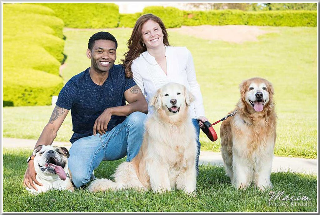 Ault Park Cincinnati Dog Engagement photography Cincinnati-evening-wedding-engagement-photography-jk-01