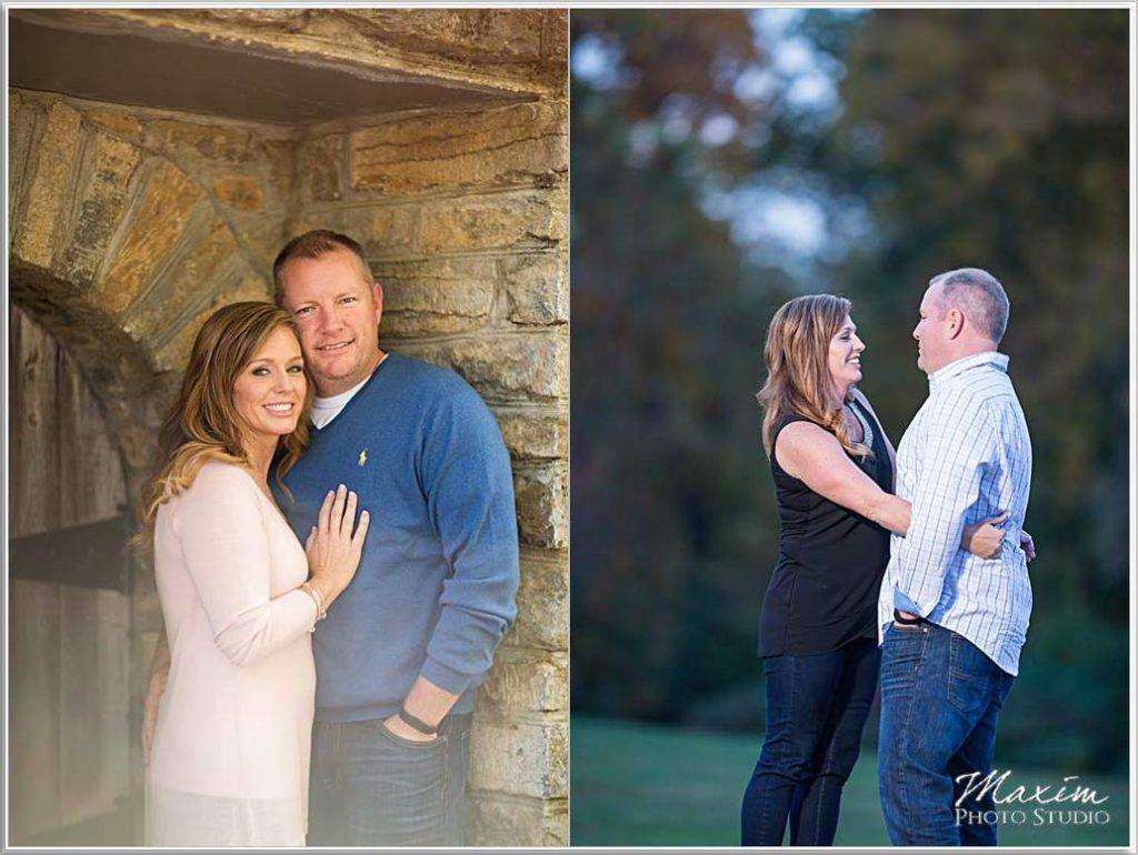 Smith-Wulf Engagement @ 2015 Maxim Photo Studio