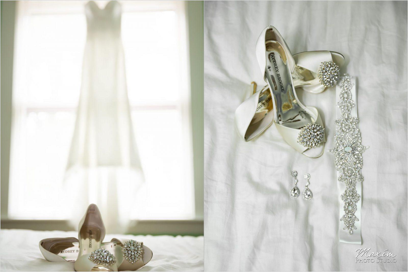 Drees Pavilion Cincinnati Wedding Preparations