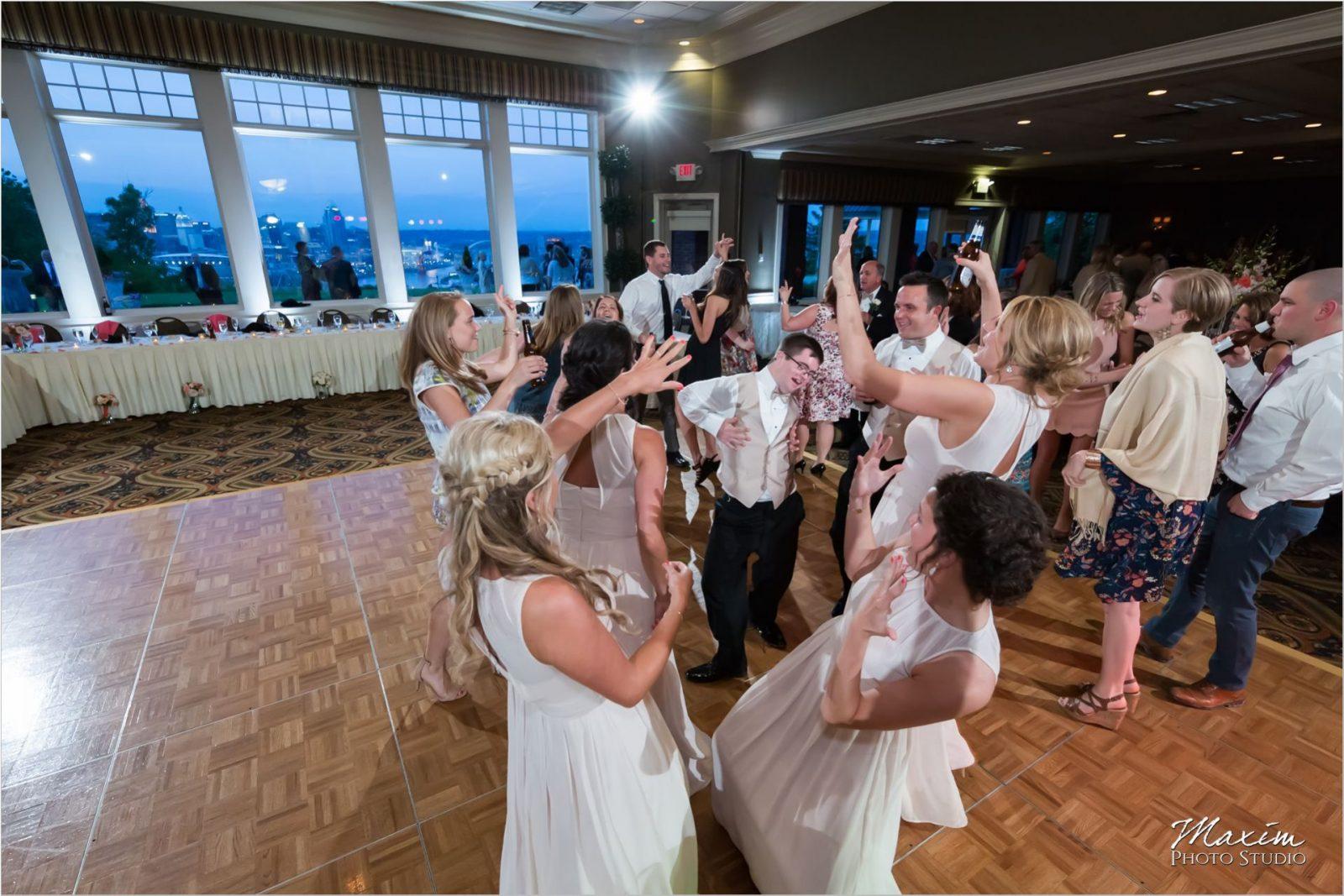 Drees Pavilion Wedding Reception