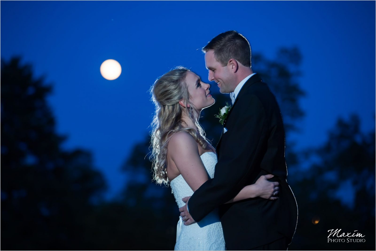 Drees Pavilion Wedding Reception Harvest Moon