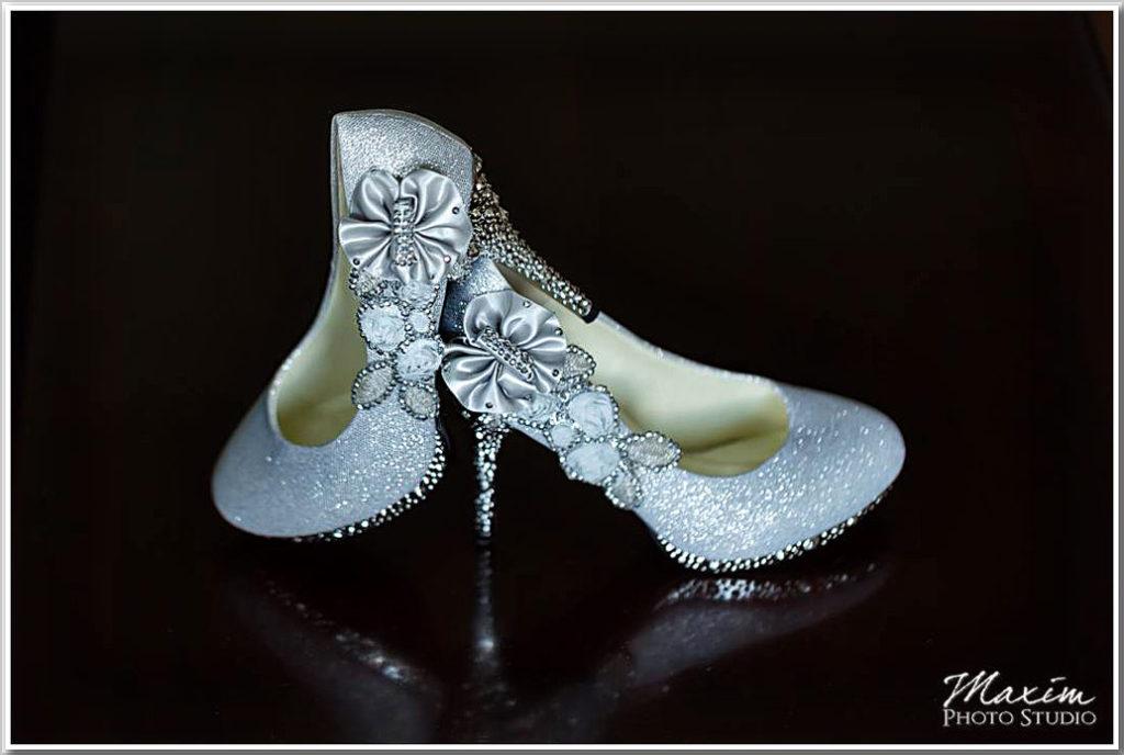 Drees Pavilion wedding shoes