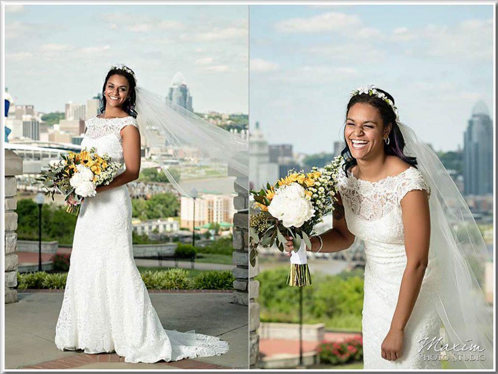 Drees Pavilion Covington Kentucky wedding