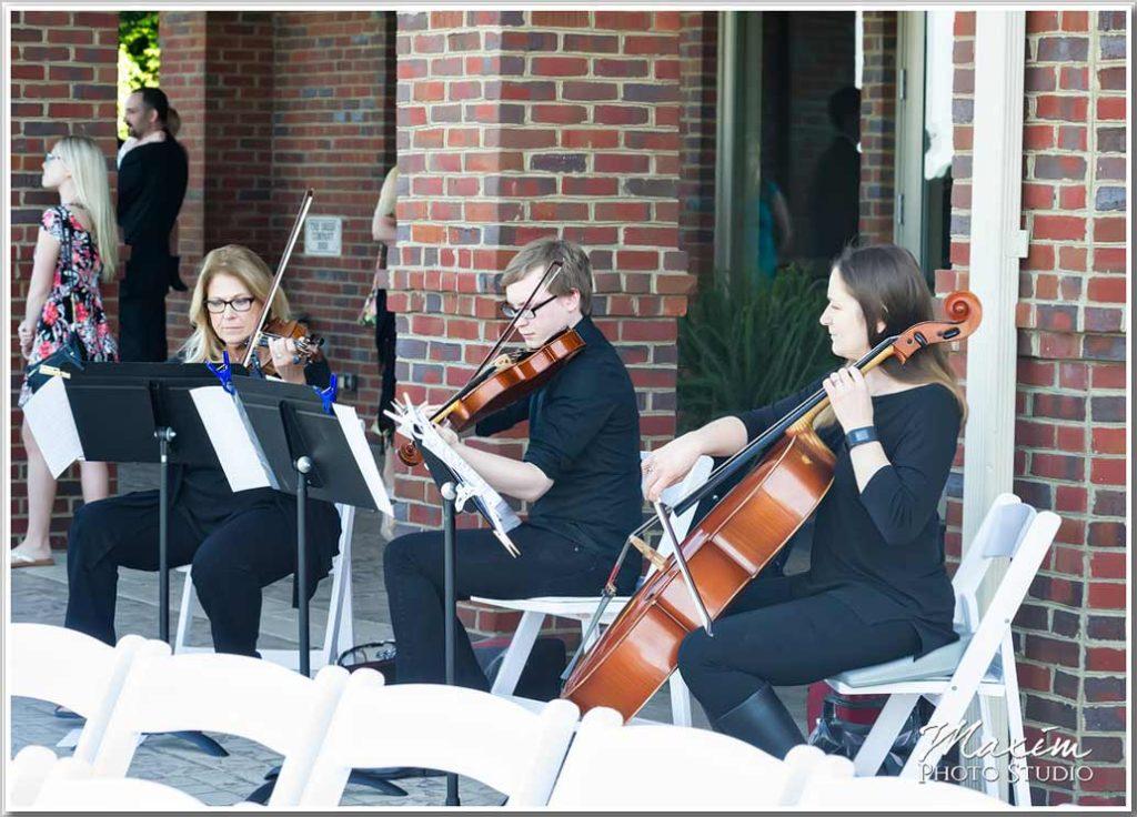 Viva La Strings Music Drees Pavilion