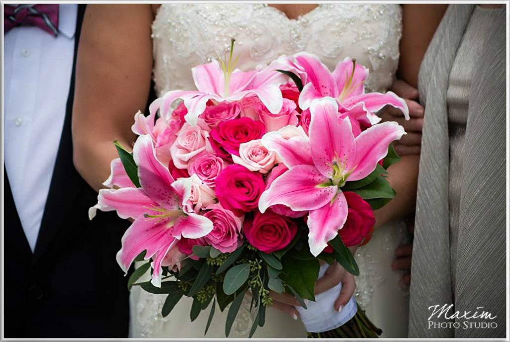 Floral V Designs Wedding Bouquet