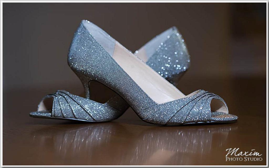 Dayton Ohio Wedding shoes