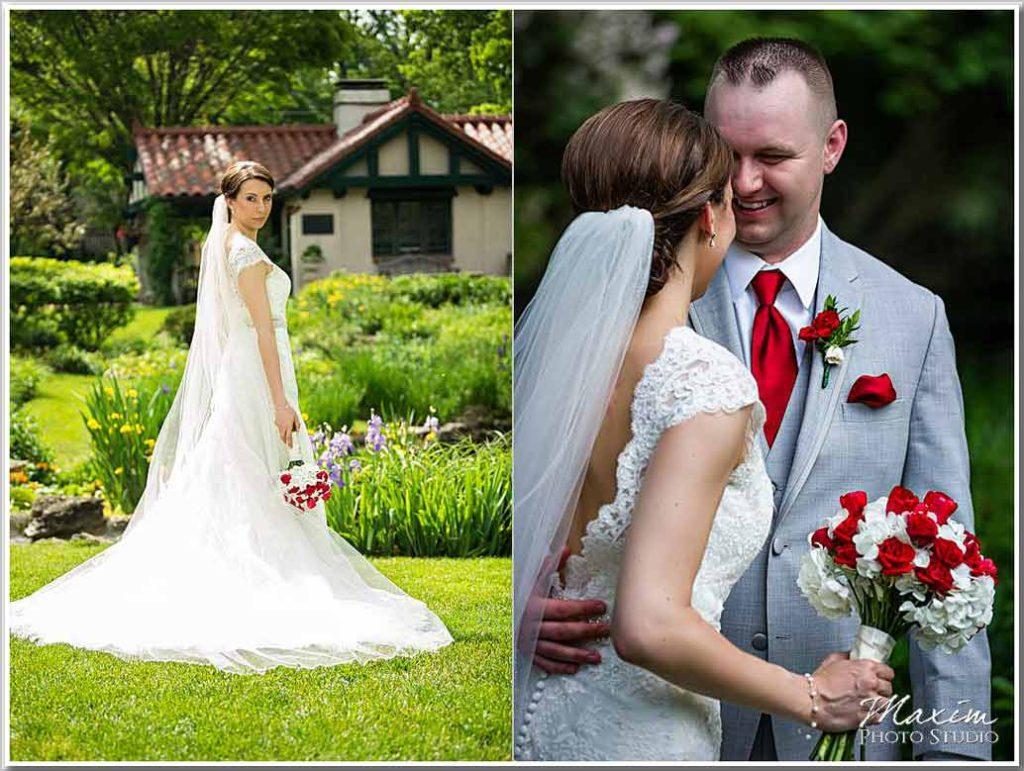 Smith Gardens Oakwood Wedding Photos