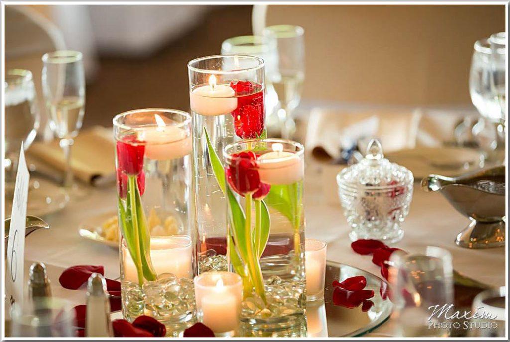 NCR Country Club Wedding reception