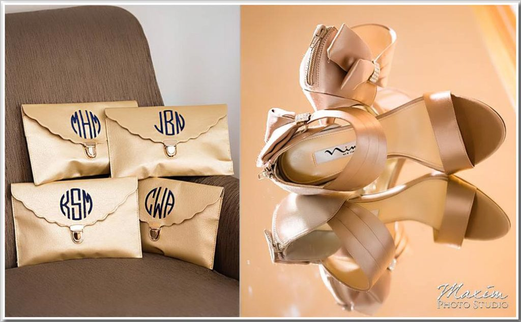 The Center Cincinnati Wedding Shoes