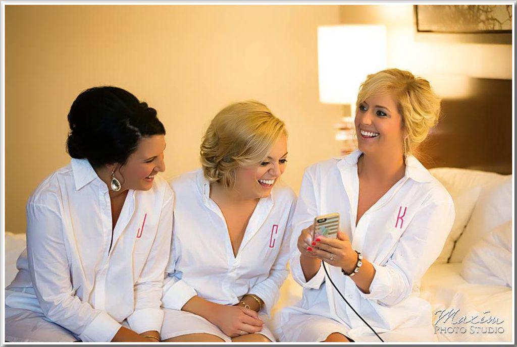 The Center Cincinnati Bridesmaids