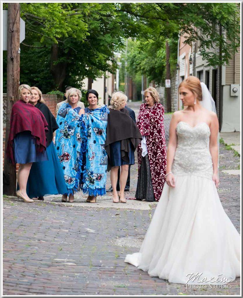 Covington KY The Center Wedding Pictures