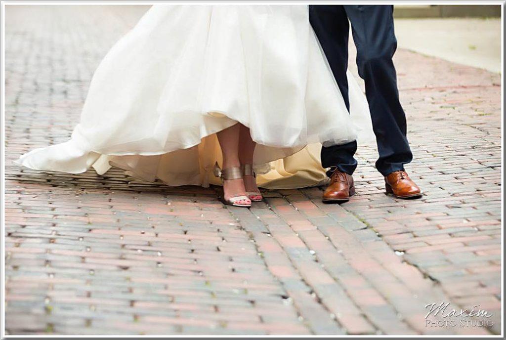 Nina Wedding Shoes Bride Cincinnati The Center