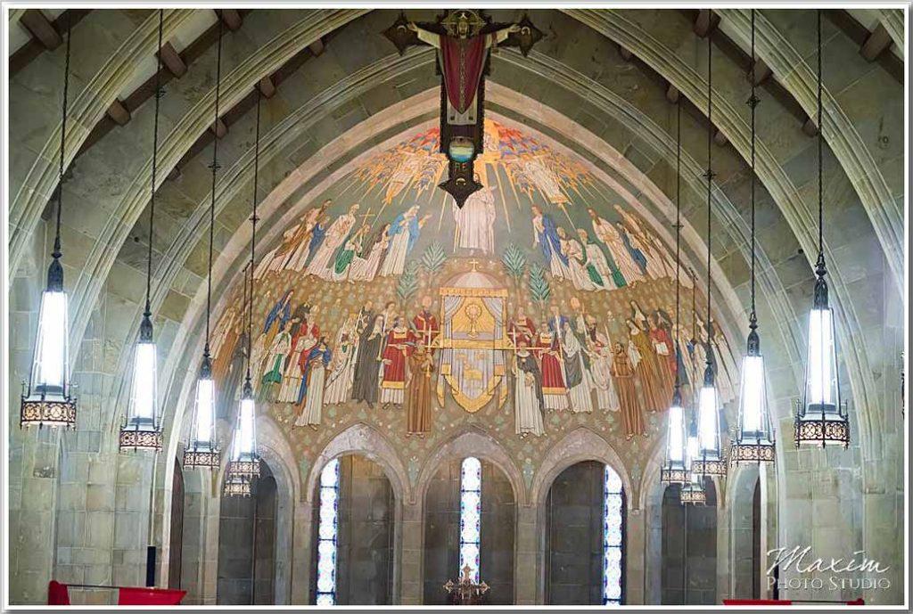 Holy Trinity Church Cincinnati Wedding